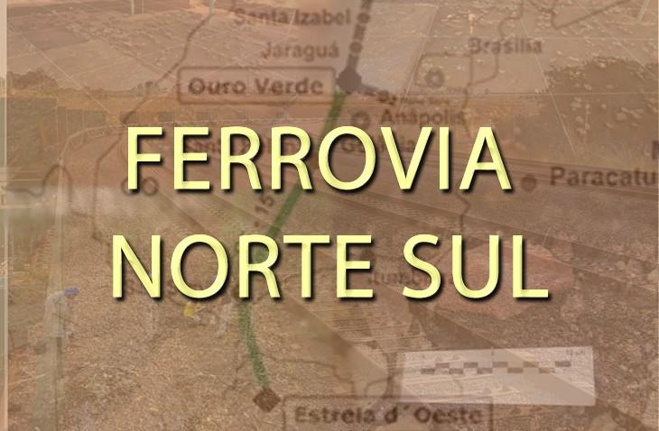 Ferrovia Norte Sul – Trecho Ouro Verde de Goiás (GO) – Estrela D ... aa8174ef09